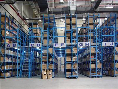 上海金山二手货架回收拆除仓库仓储重型货架