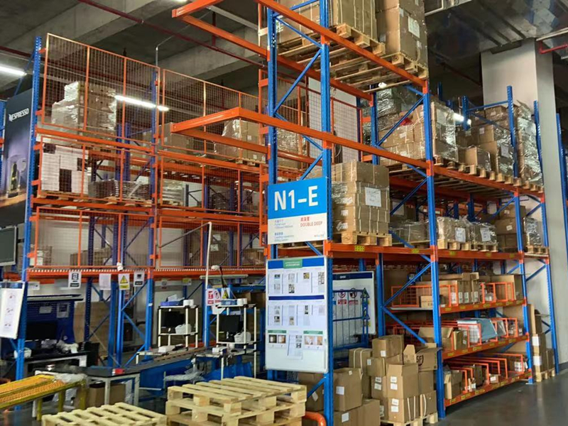 上海回收货架