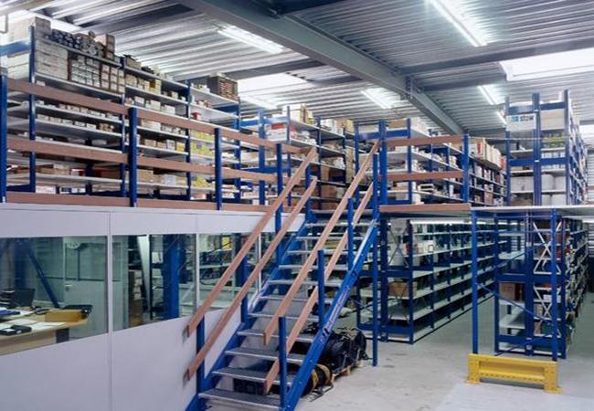 仓储货架回收公司